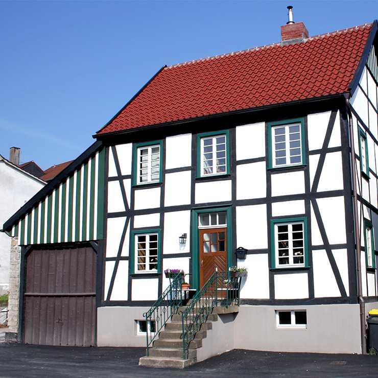 Restauration von Fachwerkhäusern