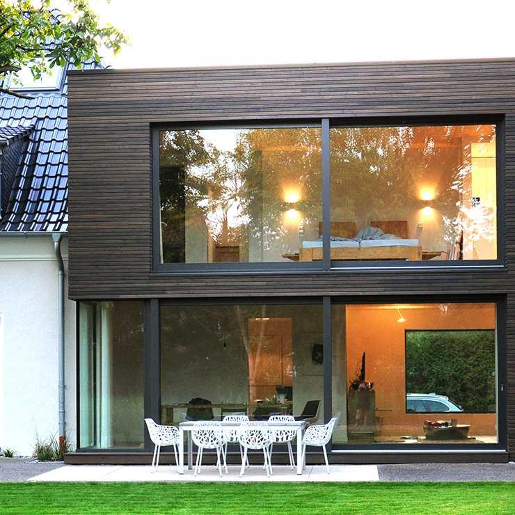 Holzrahmenbau / Holzbau